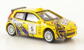 H0 | Ricko 38328 - Fiat Punto Rally, No.5, ERG, Targa Florio, 2003, Andreucci/Andreussi
