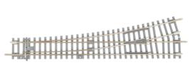 H0 | Piko 55170 - Wissel links, betonnen dwarsliggers