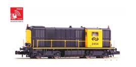 N | Piko 40423 - NS, Diesellocomotief 2454 (sound)
