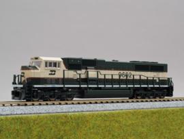 N | Kato 176-6506 - EMD SD70MAC / BN 9662