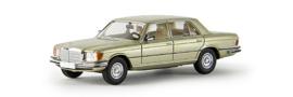 H0 | Brekina Starmada 13155 - Mercedes-Bemz 450 SEL, silver green-metallic