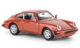 H0 | Brekina 16319 - Porsche 911 G, metallic-pink, Jägermeister, 1976, TD