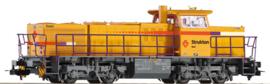 H0 | Piko 59292 - Strukton, Diesellocomotief serie G1206 (AC digitaal)