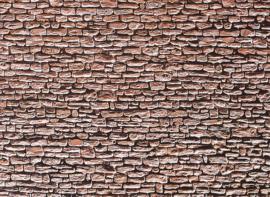 H0   Faller 170618 - Muurplaat, Basalt