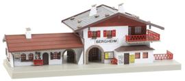 H0 | Faller 131280 - Station Bergheim