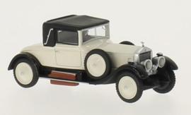 H0 | BoS-Models 87150 - Rolls Royce Silver Ghost Doctors Coupe , lichtbeige/zwart, RHD, 1920