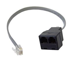 Piko 55018 - Y-Kabel (1x Stekker, 2x Bus) voor PIKO SmartControl light