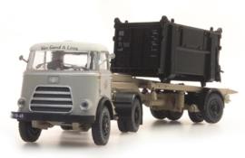 H0   Artitec 487.011.02 - DAF van Gend & Loos met open container