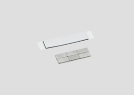H0 | Märklin 7556 - Voertuigmagneet (6 stuks)