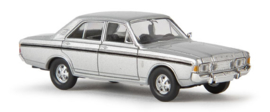 H0   Brekina 19460 - Ford RS (P7b), silver.
