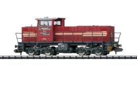 N   Minitrix 16061 - Bentheimer Eisenbahn AG, Diesellocomotief MaK DE 1002