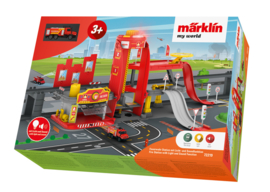 H0 | Märklin my world 72219 - Fire Station with Light and Sound Function
