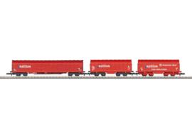 Z | Märklin 82522 - Set goederenwagens Railion