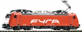 H0   Piko 59955 - Fyra, Elektrische locomotief Br 186