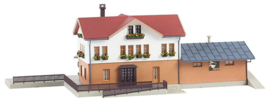 N | Faller 239003 - Actieset station Vogelsang