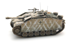 H0 | Artitec 387.50-WY - StuG III Ausf G Sturmhaubitze Winter
