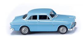 H0   Wiking 022804 - Volvo Amazon, lichtblauw (1)