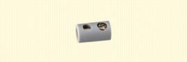 Brawa 3047 - moffen Ø 2.5mm grijs (10 stuks)