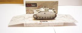 H0   Artitec 387.50-WT - StuG III Ausf G Sturmhaubitze Winter