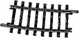 H0 | Märklin 2234 - Gebogen railstuk (K-rail)