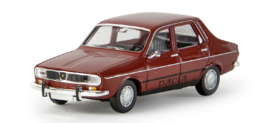 H0 | Brekina 14510 - Dacia 1300, red brown.
