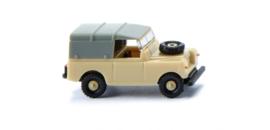 N | Wiking 092303 - Land Rover beige
