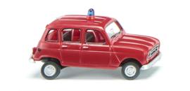 H0   Wiking 022447 - Renault R4 brandweer (1)