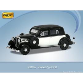 H0 | Ricko 38150 - Maybach Typ SW35, black/white