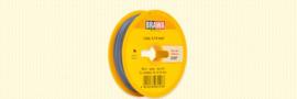 Brawa 3157 - Draad, 0,14 mm², 25mtr, grijs