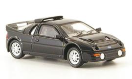H0 | Ricko 38437 - Ford RS 200, black, 1986