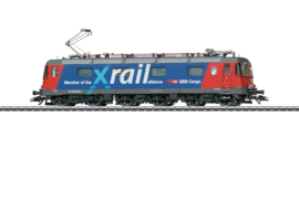 H0 | Märklin 37326 - SBB, Zware elektrische locomotief Re 620