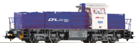 H0 | Piko 59294 - CFL Cargo, Diesellocomotief 1581 (AC digitaal)