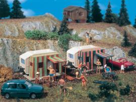 H0   Vollmer 45145 - Caravans