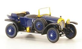 H0 | Ricko 38595 - Audi Alpensieger,dark blue/black , RHD
