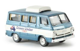 H0 | Brekina 34317 - Dodge A 100 Camper Australien-Trip