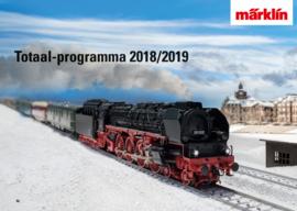 Märklin 15764 - Totaal-programma 2018/2019 NL