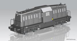 H0 | Piko 52465 - USATC, Diesellok BR 65-DE-19-A (AC digitaal)