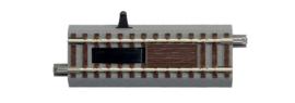 H0 | Roco 61119 - Handbediende ontkoppelrails lengte 100 mm