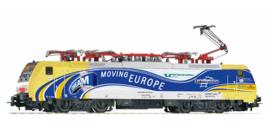 "H0 | Piko 57468 - Locomotion, Elektrische locomotief serie 189 ""cream"" (DC)"