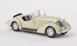 H0 | Ricko 38449 - Wanderer W25K Roadster, beige, 1936