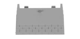 H0 | Piko 55447 - Basis voor aansluitclip per stuk