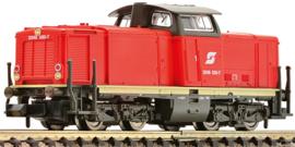 N | Fleischmann 722803 - ÖBB, Diesellocomotief Reihe 2048