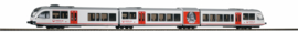 H0 | Piko 59332 - Veolia, Dieseltreinstel GTW 2/8 Stadler (AC digitaal)