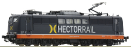 H0 | Roco 73366 - Electric locomotive class 162, Hectorrail