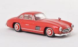 H0 | Ricko 38494 - Mercedes 300 SL (W198), red, 1954