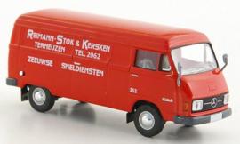 H0 | Brekina Starmada 13317 - Mercedes L 206 D van, Reimann-Stok & Kersken (NL)