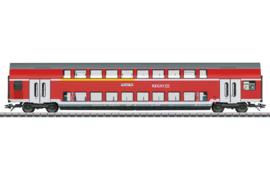 H0 | Märklin 43567 - DB AG, Dubbeldeksrijtuig 1e/2e klas