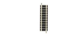 N | Fleischmann 9102 - Rechte rail lengte 57,5 mm