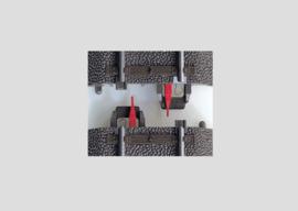 H0 | Märklin 74030 - Middenleider isolatie (C-rail)
