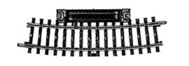 H0 | Märklin 2239 - Schakelrailstuk gebogen (K-rail)